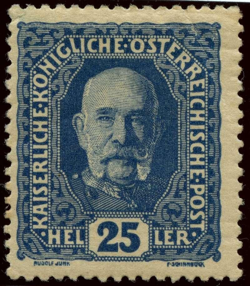 Die Freimarkenausgabe 1916 Ank_1913