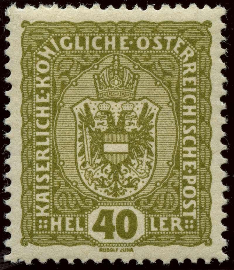 Die Freimarkenausgabe 1916 Ank_1916