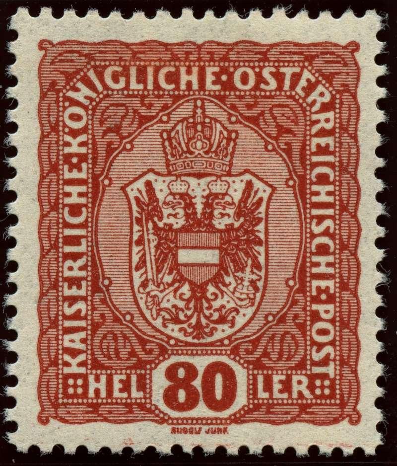 Die Freimarkenausgabe 1916 Ank_1919