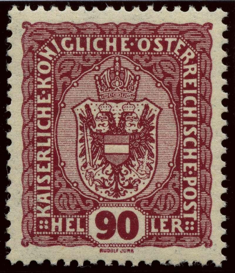 Die Freimarkenausgabe 1916 Ank_1920
