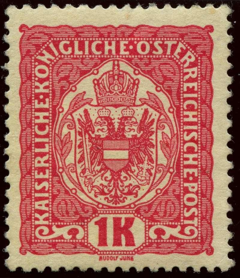 Die Freimarkenausgabe 1916 Ank_1921