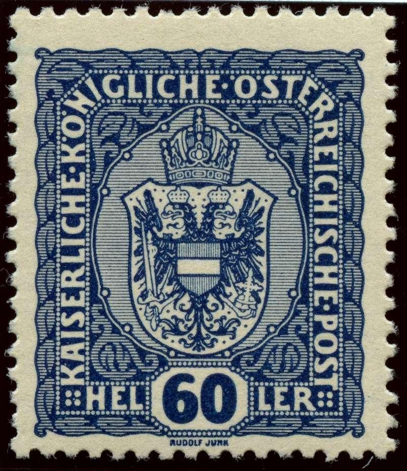 Die Freimarkenausgabe 1916 Ank_1922