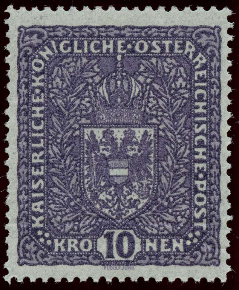 Die Freimarkenausgaben 1916 - 1918/1919 Ank_2011