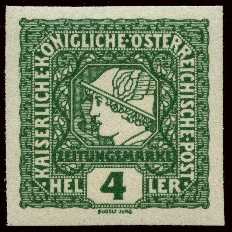 DIE ZEITUNGSMARKEN AUSGABE 1916 Ank_2111