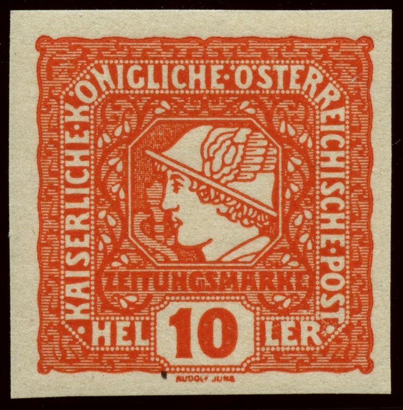 DIE ZEITUNGSMARKEN AUSGABE 1916 Ank_2113
