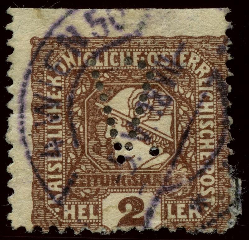 DIE ZEITUNGSMARKEN AUSGABE 1916 Ank_2115