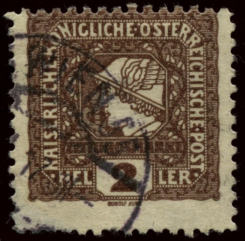 DIE ZEITUNGSMARKEN AUSGABE 1916 Ank_2117