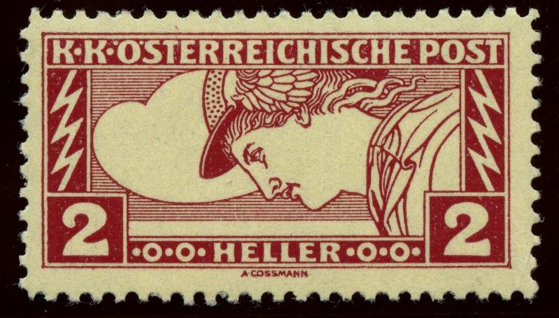 Eilmarken-Ausgaben 1916 / 1917 Ank_2120