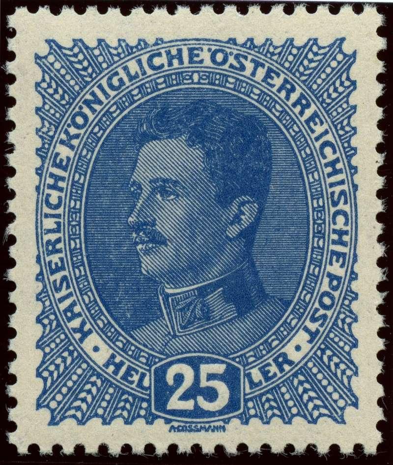 Die Freimarkenausgabe 1917/18  Ank_2214