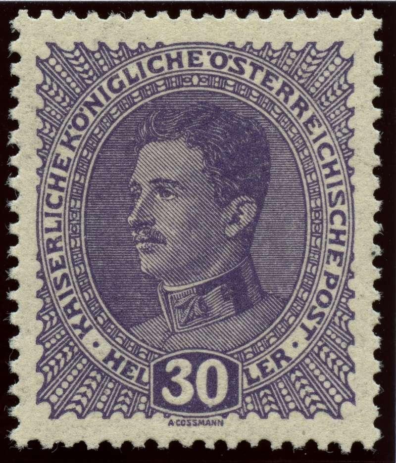 Die Freimarkenausgabe 1917/18  Ank_2215