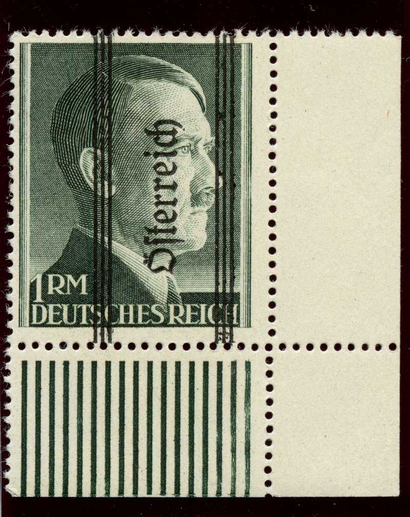 1945 - Grazer Aushilfsausgabe Mai 1945 Ank_6914