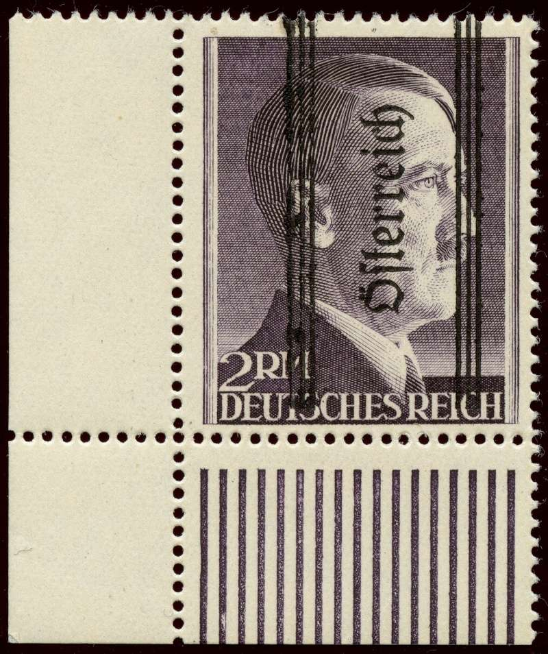 Grazer Aushilfsausgabe Mai 1945 Ank_6915