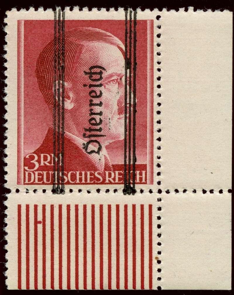 1945 - Grazer Aushilfsausgabe Mai 1945 Ank_6916