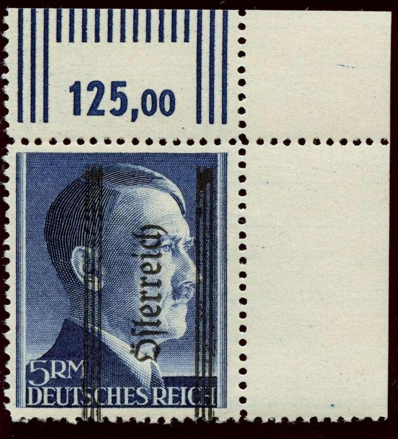 1945 - Grazer Aushilfsausgabe Mai 1945 Ank_6917
