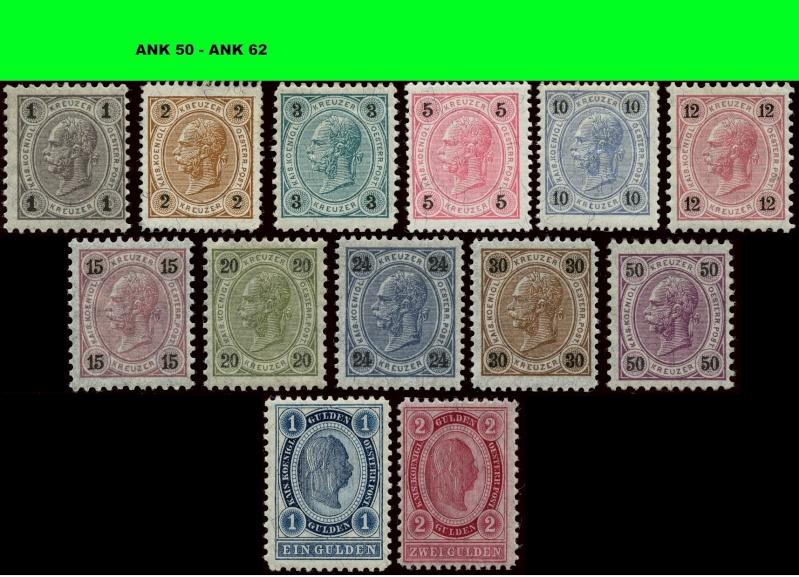 Die Freimarkenausgabe 1890 Komple16