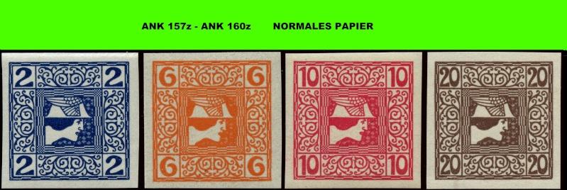 DIE ZEITUNGSMARKEN AUSGABE 1908 Komple24