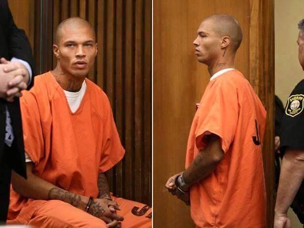 Un détenu condamné à mort laisse un message / Bouleversant 12299210