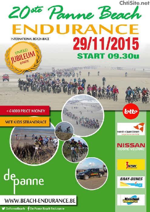 De Panne Beach Endurance 2015 à La Panne ( Flandre Occ. ) De-pan10