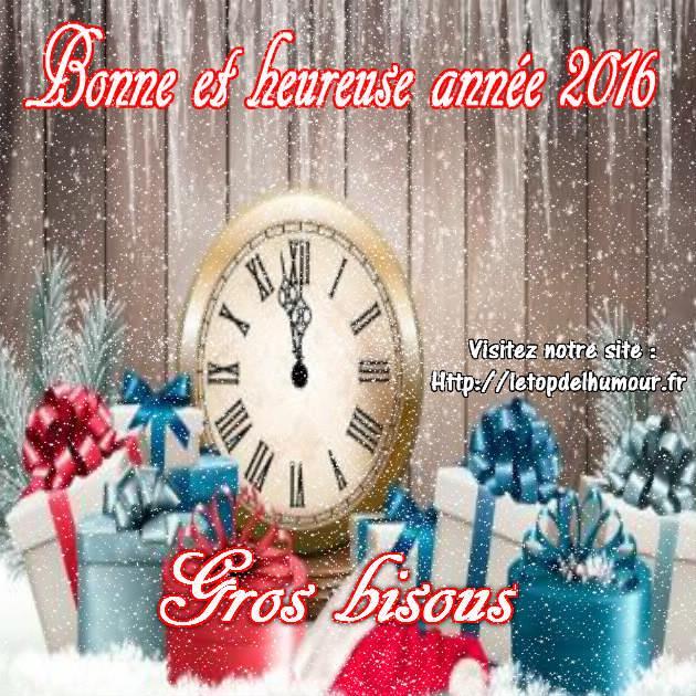 BONNE ANNEE 2016 19300010