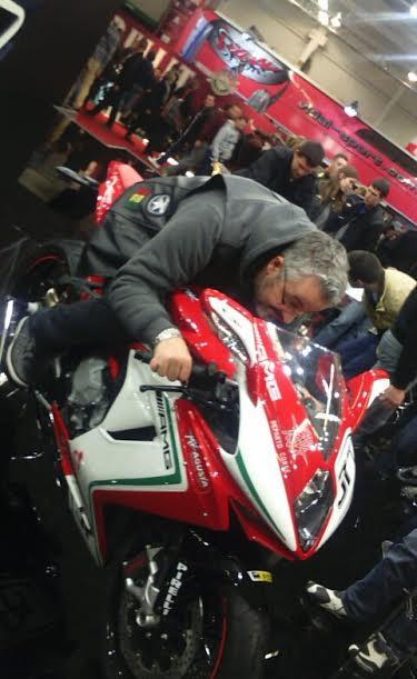 Salon de la moto a Paris 3b29c410