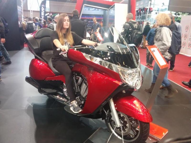 Salon de la moto a Paris 7af41810