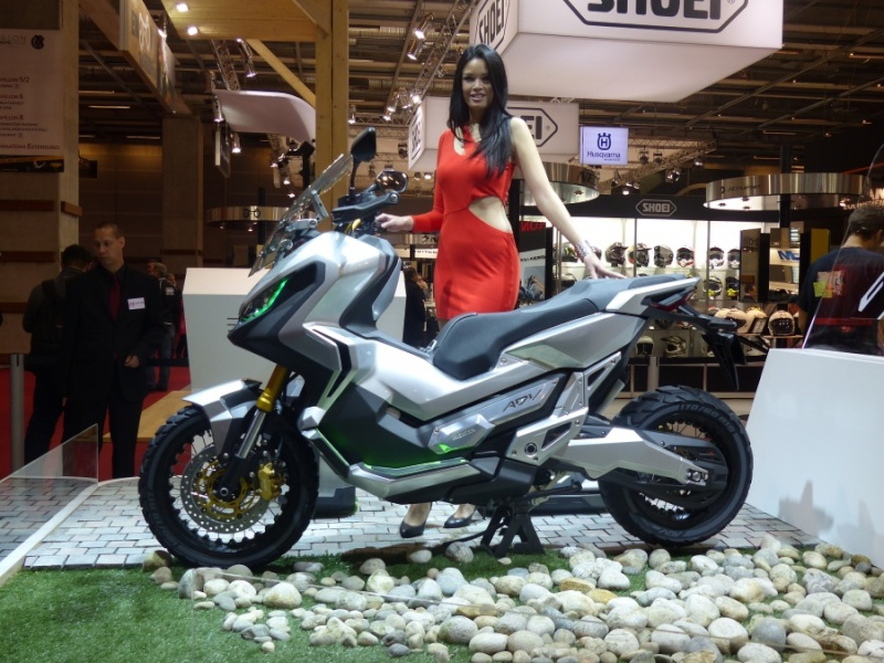 Salon de la moto a Paris Salon-10