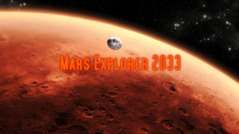 [JEU VIDEO 3D] Mars Explorer - 2033 Curios11