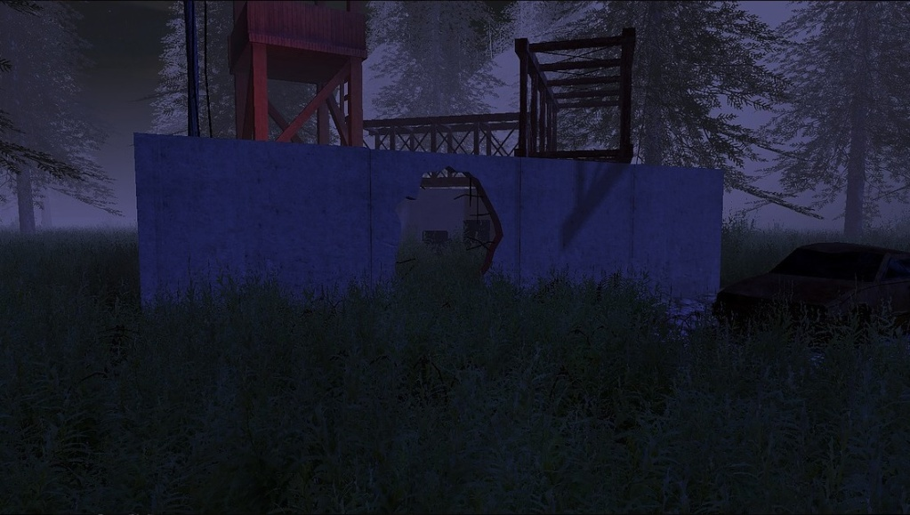 """Développement jeu vidéo 3D FPS """"MystOnly"""" (COMMERCIAL) Mi-20111"""