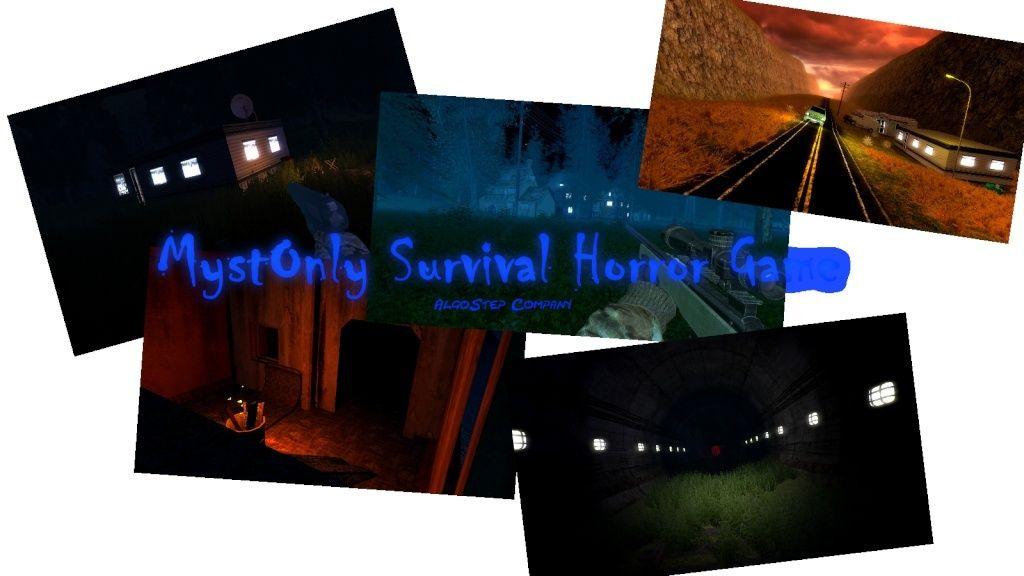 "Développement jeu vidéo 3D FPS ""MystOnly"" (COMMERCIAL) Myston13"