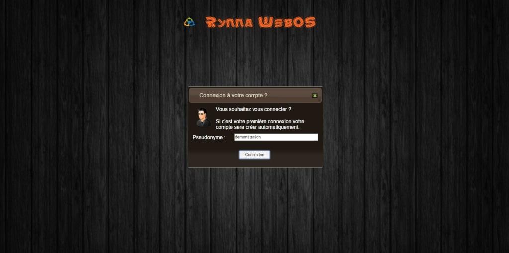 [Rynna WebOS natif] Projet mini-WebOS by AlgoStep Company ! Rynnaw10