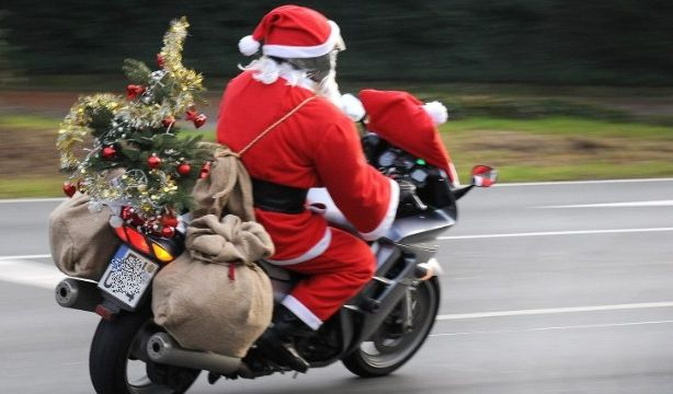 Santa must ride a K Santac10