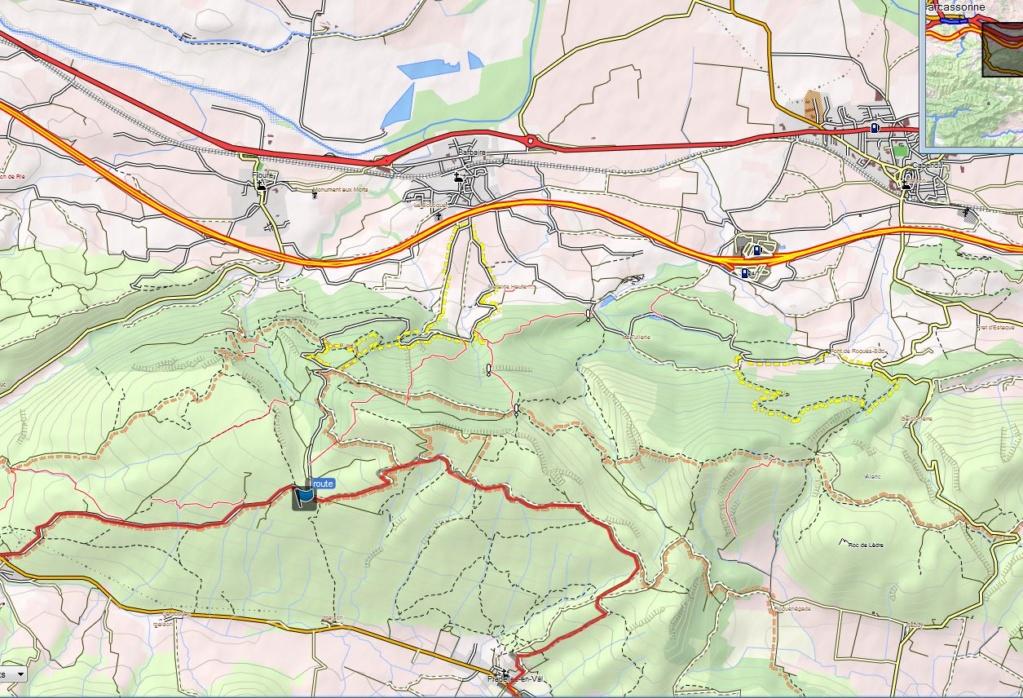 Recherche bon plan pour Montagne d'Alaric Captur15