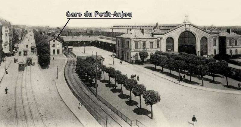 L'ARRIVÉE DU CHEMIN DE FER ET LES GARES Gare-p10