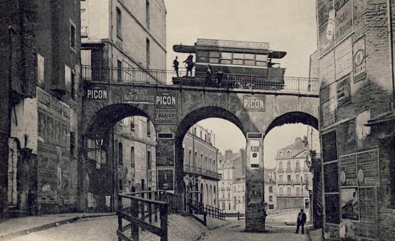 LE PREMIER RÉSEAU TRAMWAY Tramwa11