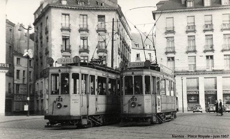 LE PREMIER RÉSEAU TRAMWAY Tramwa15