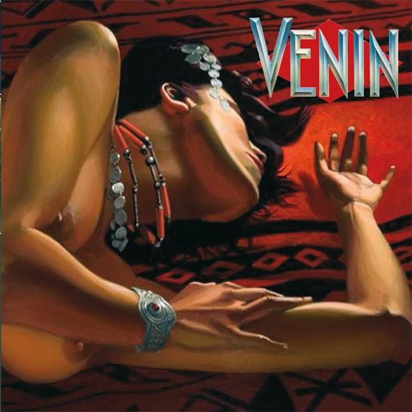 VENIN Démo 1985 chez No Remorse Records ... Veninc10