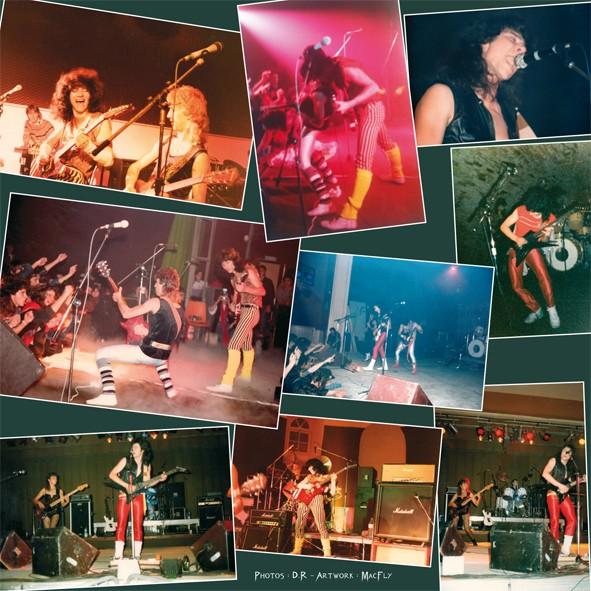 VENIN Démo 1985 chez No Remorse Records ... Veninc12