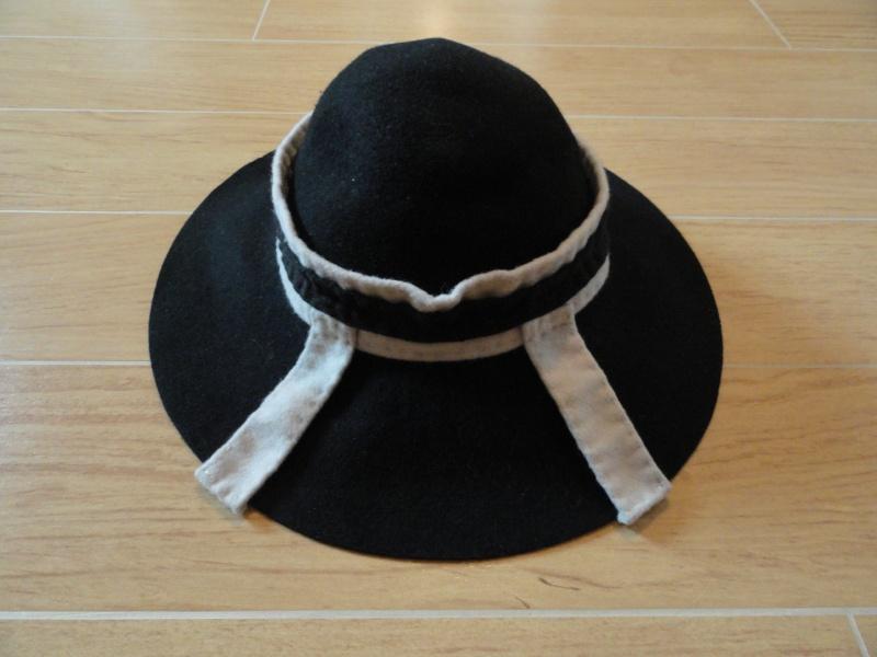 [reproduction] Chapeau breton Dsc06811