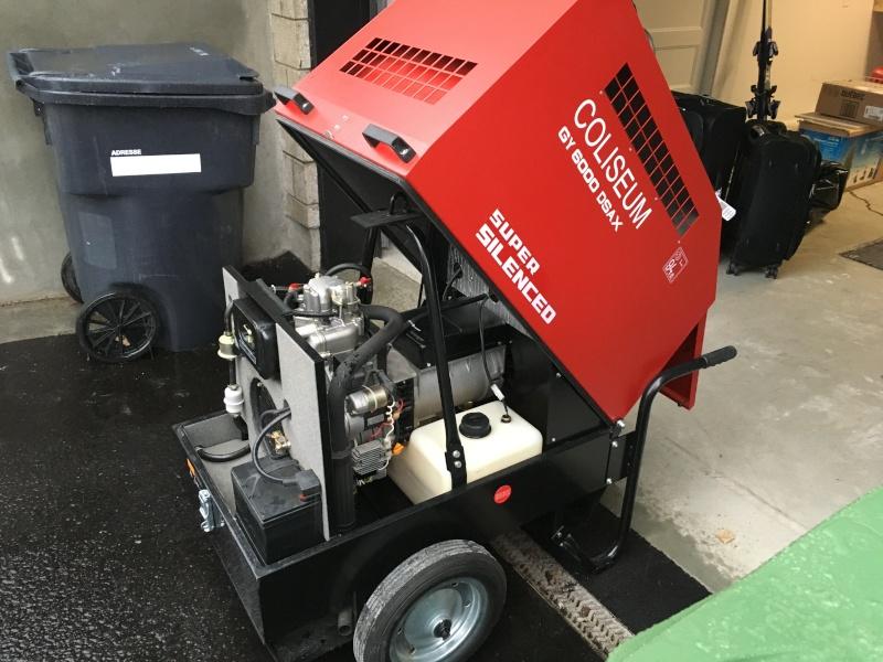 Génératrice diesel  Image12