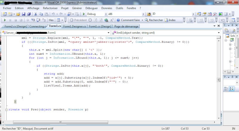 .Net exe and dll Source Code Viewer 210