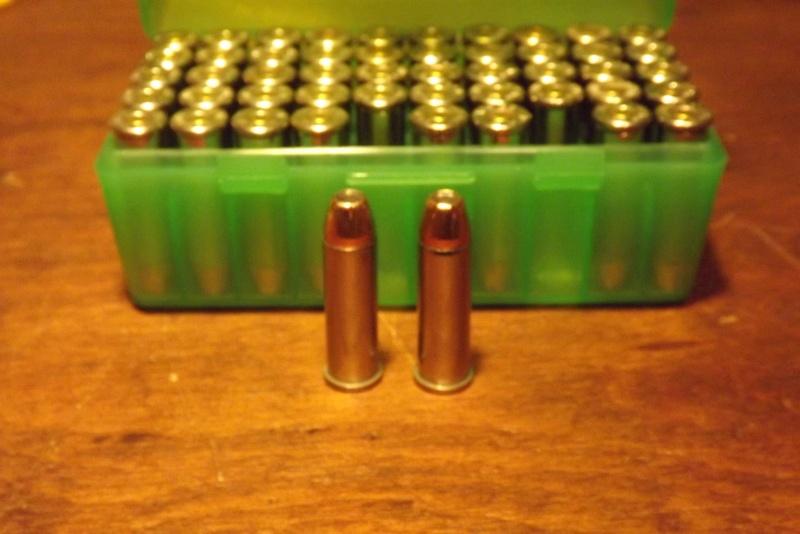 Best Bullseye Bullet for SW M586 Barrel Dscf0715