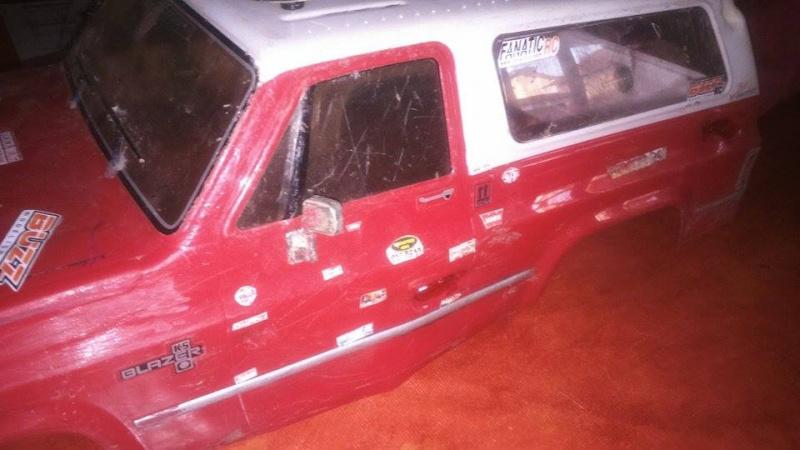 comment cabosser une carro en lexan 12713911