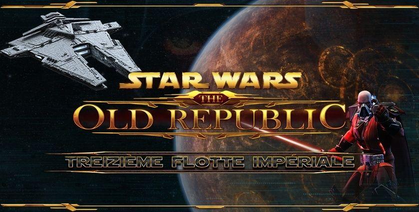 La Treizième Flotte Impériale