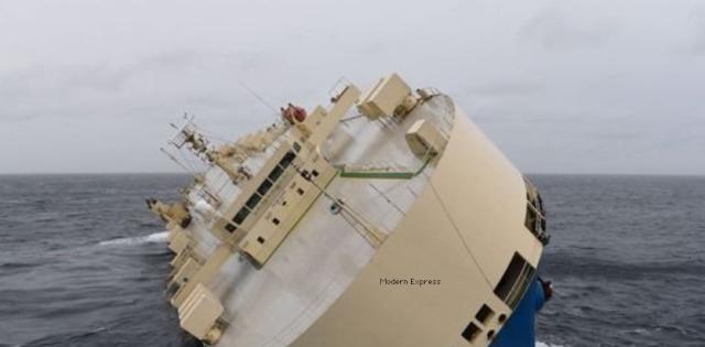 Cargo en detresse dans le Golfe de Gascogne... Captur13