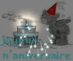 joyeux anniversaire berger Anni10