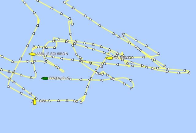 Cargo en detresse dans le Golfe de Gascogne... Captur81