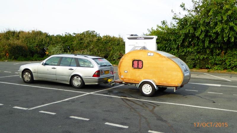 Gidget Retro Teardrop Camper 2015: une micro-caravane astucieuse P1000710