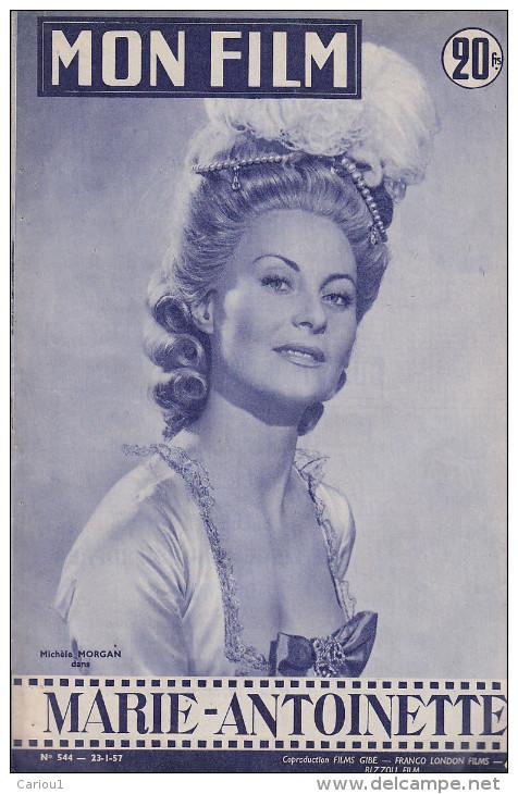 Marie Antoinette avec Michèle Morgan (Delannoy) - Page 3 025_0010