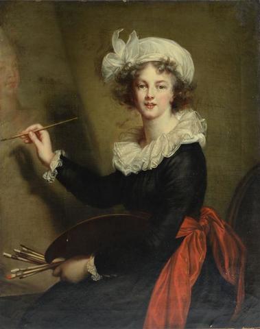 A vendre: tableaux Marie-Antoinette, Versailles et XVIIIe siècle 11122810