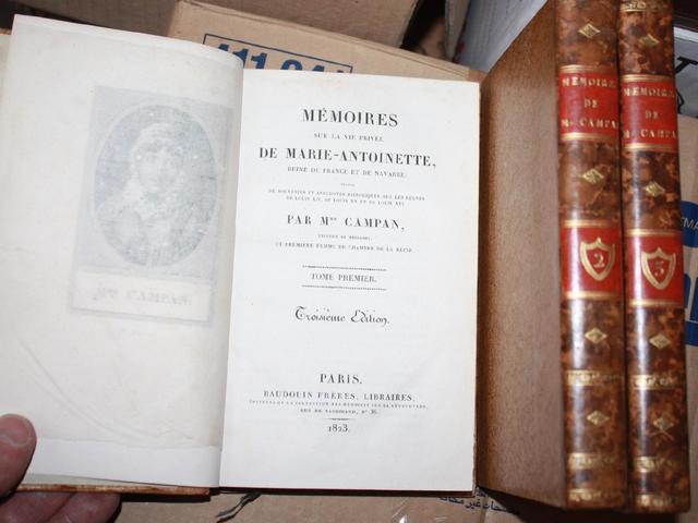 A vendre: livres sur Marie-Antoinette, ses proches et la Révolution - Page 4 12084810